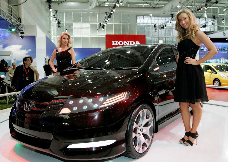 Honda City Concept Revealed At The 2008 Australian International Motor Show