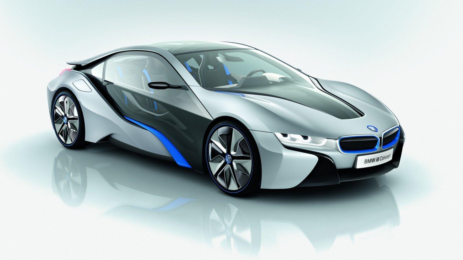 Bmw I8 Hybrid Showcase In India At Delhi Auto Expo 2014 India On Roads