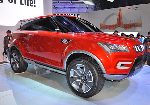 Maruti Suzuki XA Alpha Concept expected to launch soon – INDIA ON