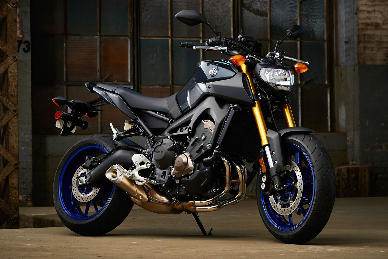 2014 yamaha fz 09 an ideal urban assault vehicle with for Yamaha fz 09 horsepower