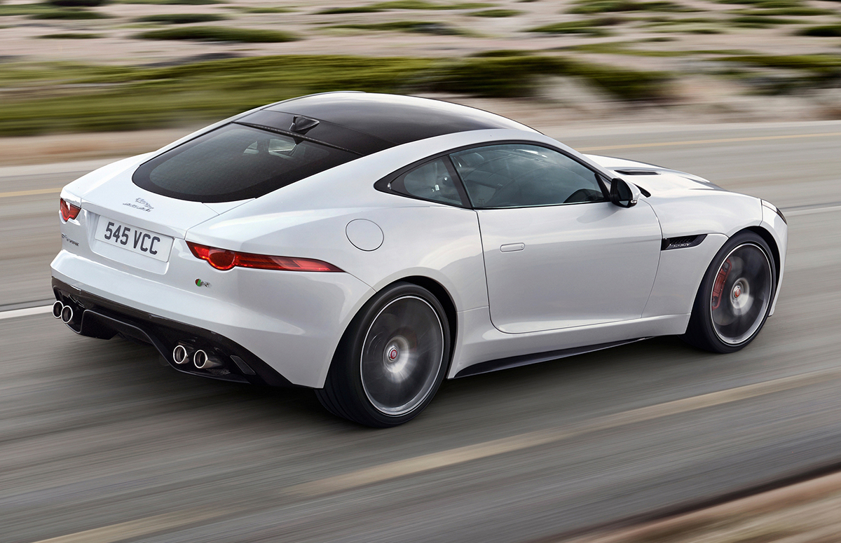 2014 jaguar f type coupe 09 1120. Cars Review. Best American Auto & Cars Review