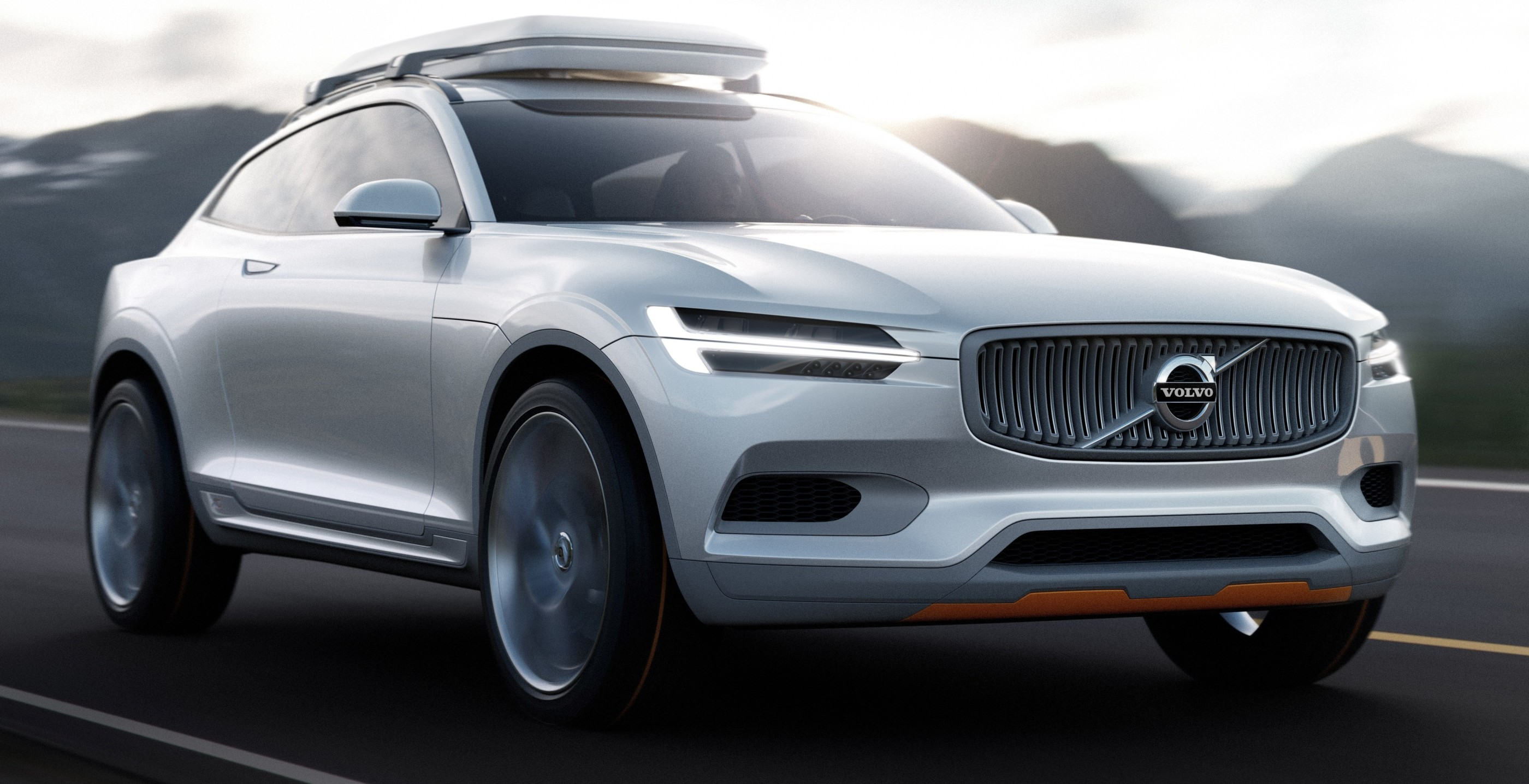 new volvo xc90 2015 india on roads. Black Bedroom Furniture Sets. Home Design Ideas