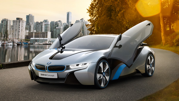 The Bmw I8 With Edrive The Sports Car Of The Future Coming Soon