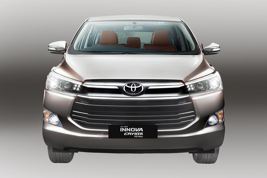 Toyota innova crysta touring sport edition launch date, price.