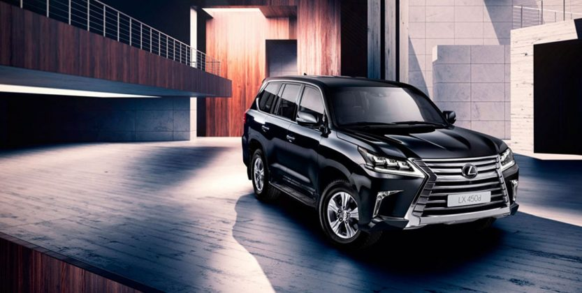 Lexus Lx 450d Most Expensive Luxury Suv Launched In India India On
