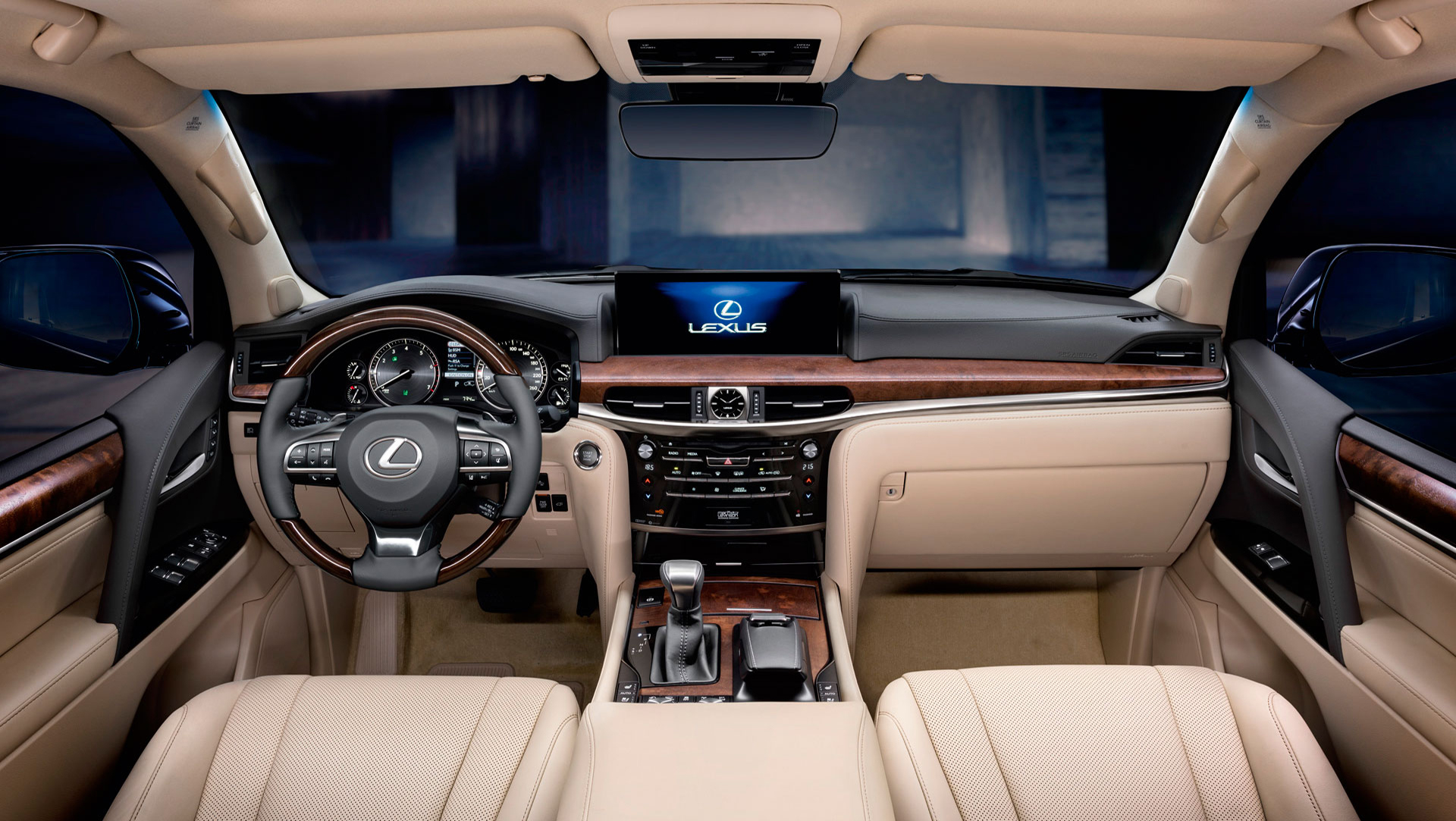 Lexus Lx 450d Most Expensive Luxury Suv Launched In India India On Roads