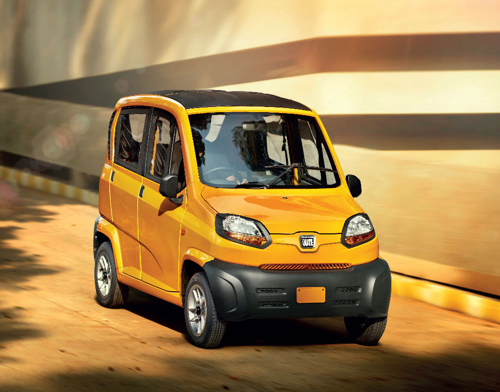Cheapest Car In The World  Bajaj
