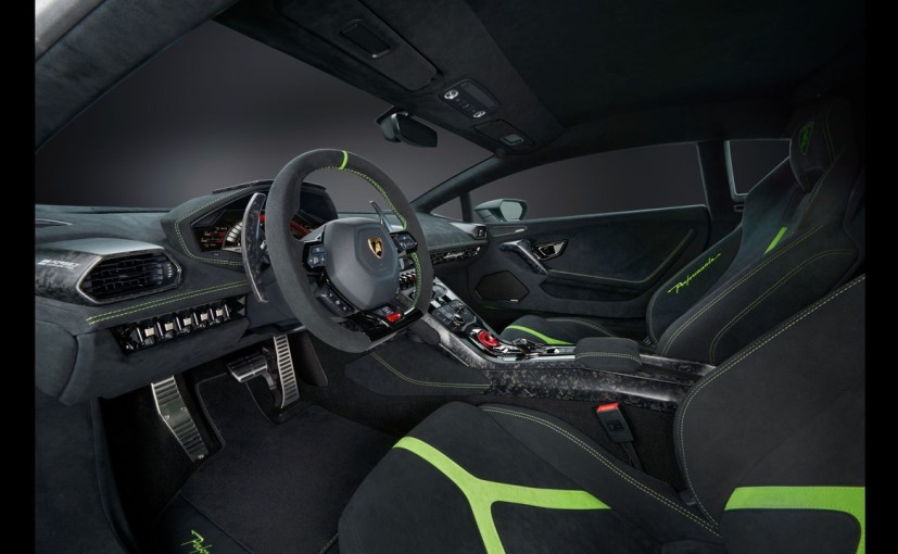 Attributable To A Ultra Lightweight Carbon Fiber And Aluminum Development,  The Huracán Performante Is 40kg Lighter Than The Standard Supercar.