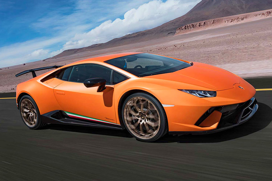 Lamborghini Huracan Performante Launched In India At Rs 3 97 Crore