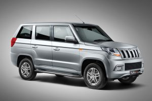 Mahindra TUV300 Plus, India's First 9-seater SUV launched with Bigger Engine