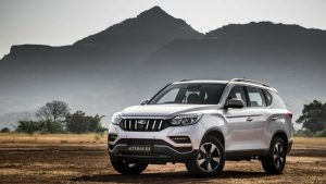 Mahindra enters Premium SUV Segment launches 'Alturas G4'; Prices & Specifications