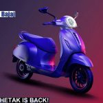 Bajaj Chetak Scooter Range Details, Bajaj Chetak Scooter, Bajaj Chetak Electric Scooter Details, Bajaj Urbanite Chetak, Bajaj Chetak Scooter New Model 2019 Launch, Bajaj Chetak Electric Range, Bajaj Chetak Electric Price, Bajaj Chetak Electric, Bajaj Chetak Chic, Auto News, Auto Latest News, Auto Headlines, Car news, Bike News, Auto, Bajaj, Bajaj Auto, News Bajaj New Product Launch, Nitin Gadkari, Amitabh Kant, Niti Aayog, Bajaj Auto New Scooter