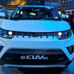 Mahindra to launch India's first electric SUV in 2019; Mahindra to launch eKUV100 in mid 2019 and electric S201 in first half of 2020