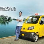 Bajaj Auto partners with Uber, Ola Cabs for its Quadricycle 'Qute'